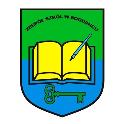 Logo Zespołu Szkół w Bogdańcu
