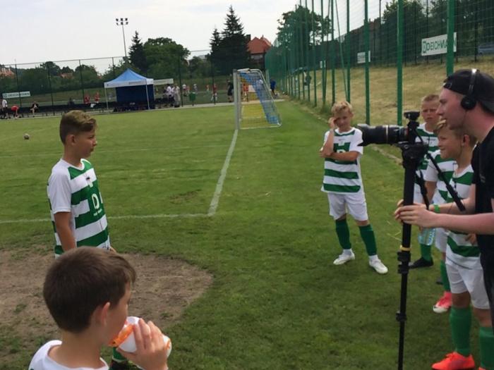 Piłka nożna Gorzów dzieci treningi