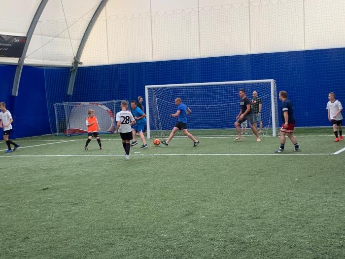 Piłka nożna Gorzów dzieci treningi Chemik Stilon Stal Warta Progres
